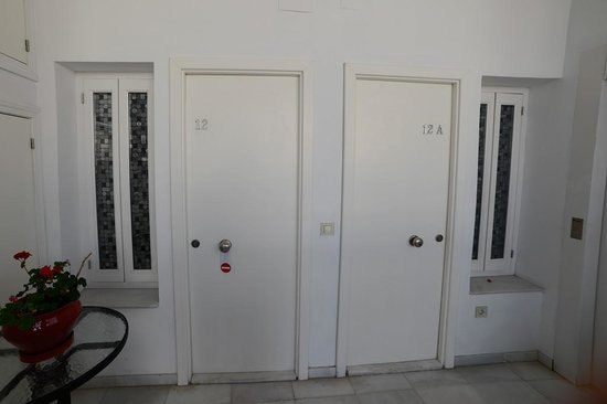 Hotel un Patio en Santa Cruz: Habitacion 12 - 12A