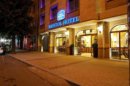 Best Western Plus Bristol Hotel Sofia Picture Of Best Western Plus