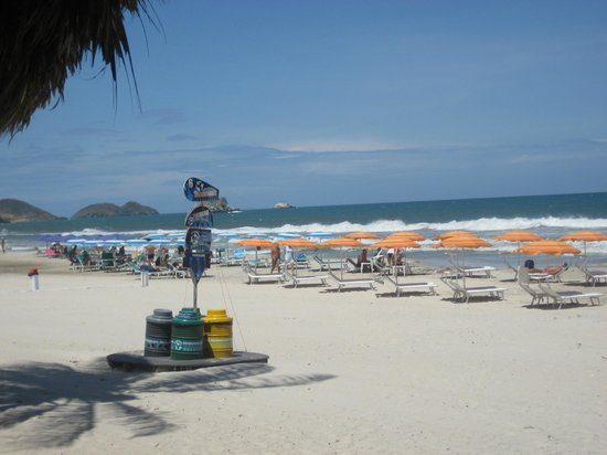 Costa Linda Beach: пляж отеля