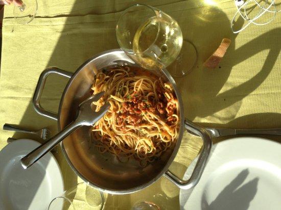 Da Vittorio Ristorante: Pasta coi ricci