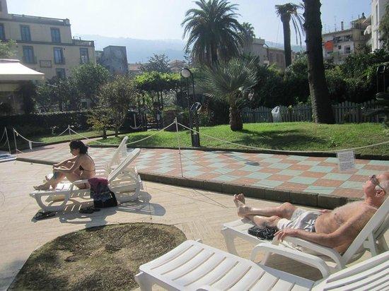 Hotel Eden : Pool