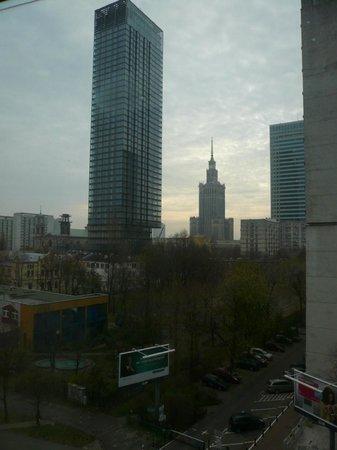 Radisson Blu Centrum Hotel Warszawa: VISTAS