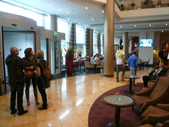 Radisson Blu Centrum Hotel Warszawa: HALL