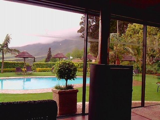 The Hydro at Stellenbosch: Lounge
