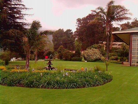 The Hydro at Stellenbosch: Garden