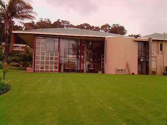 The Hydro at Stellenbosch : Outside area