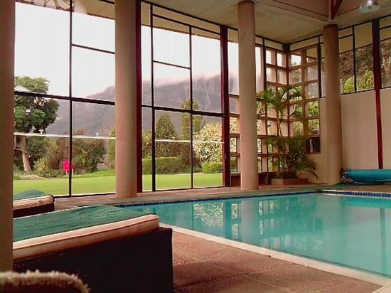The Hydro at Stellenbosch : Indoor pool