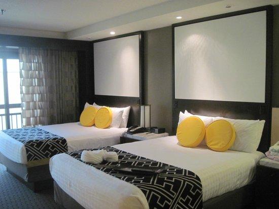 Garden Wing Standard View Room Picture Of Disney 39 S Contemporary Resort Orlando Tripadvisor