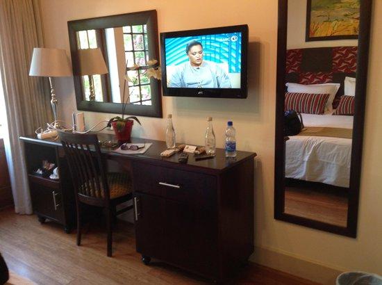 Oakhurst Hotel: heerlijke kamer om tot rust te komen