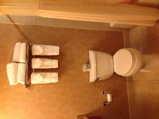 Little River Casino Resort: Toilet