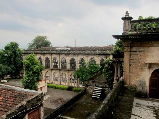 Gondal, Indie: вид снаружи