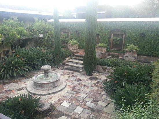 Hotel Museo Spa Casa Santo Domingo: Garden