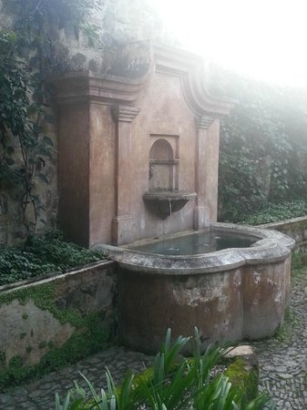 Casa Santo Domingo: Small Fountain