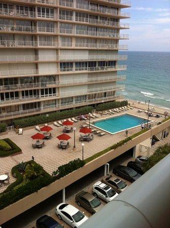 Ocean Sky Hotel & Resort : Vue mers
