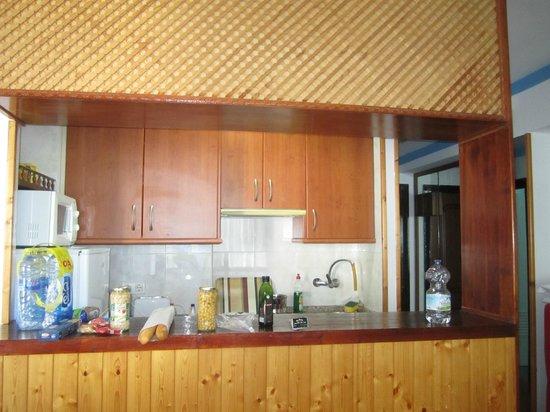 Apartamentos Mediterraneo : cucina