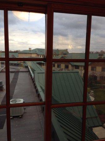 Little River Casino Resort: Looks like a little village