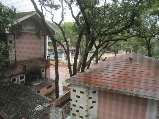 The Byke Heritage - Matheran : View from the room