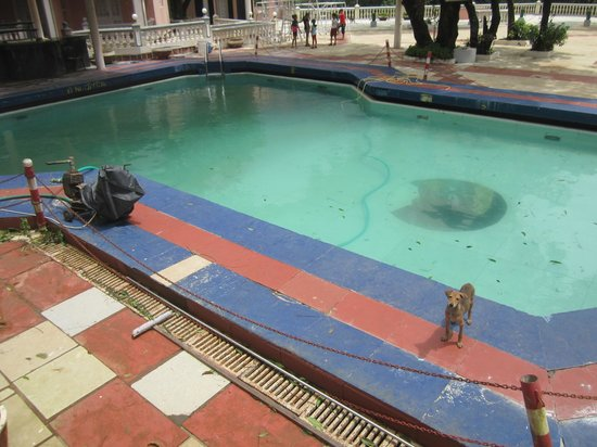 The Byke Heritage - Matheran : The pool. Cleaned twice daily