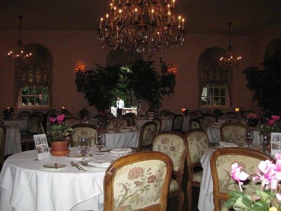 Barbetta : Inside view of the restaurant