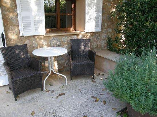 Ca'n Quatre Finca-Hotel: Terrace
