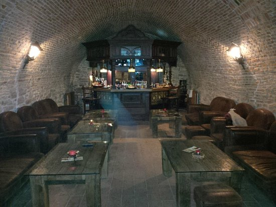 Fronius Residence : Zona bar