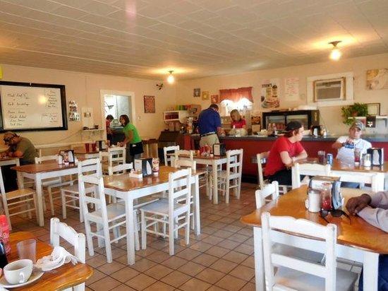 Park Restaurant: Interior restaurant view