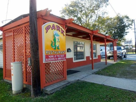 Park Restaurant: Outside view
