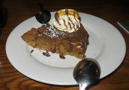 Kyteler's Inn: Banoffee Pie