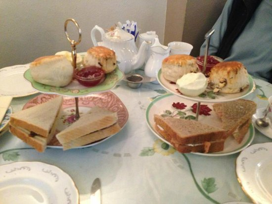 Lion Rock Tea Rooms: Derrick's Afternoon Tea For Two (x2)