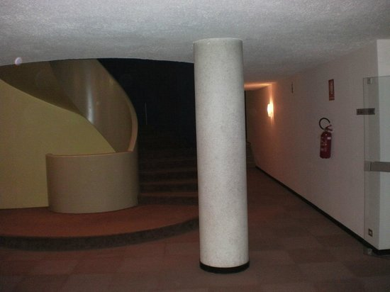 Cielo Alto Apartments : ingresso