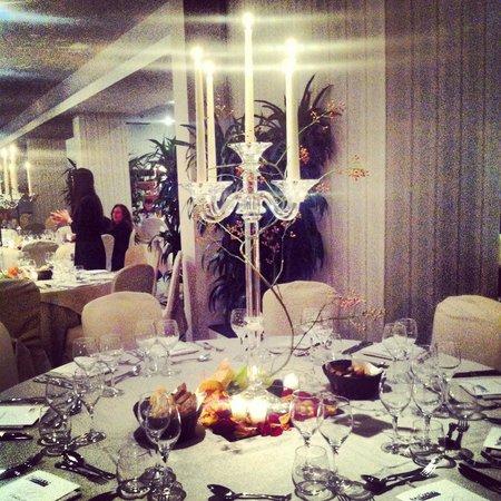 Candeliere cena di gala