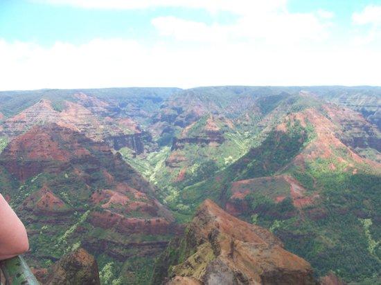 Kauai Russian Tours: Waimea Canyon