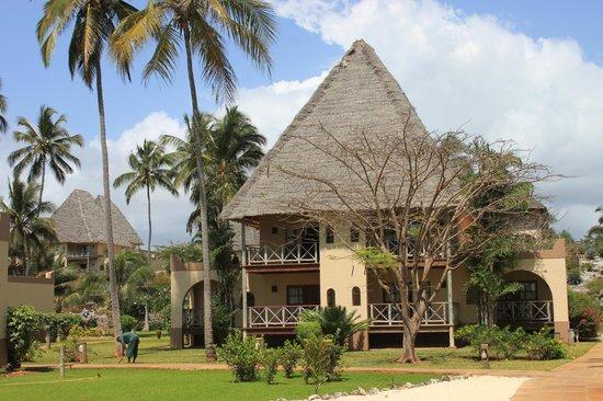 Neptune Pwani Beach Resort & Spa: Rooms
