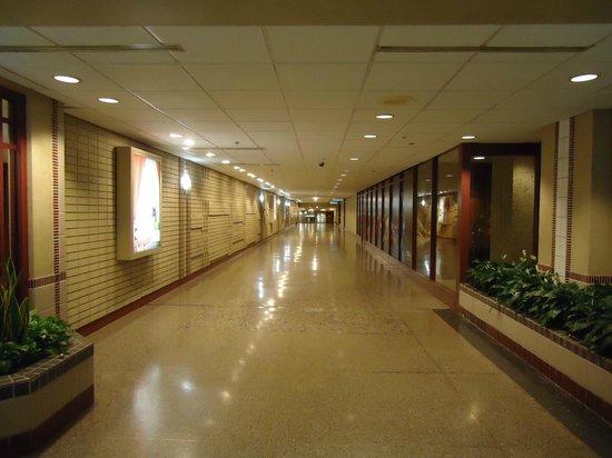 Americana Hotel: Metro