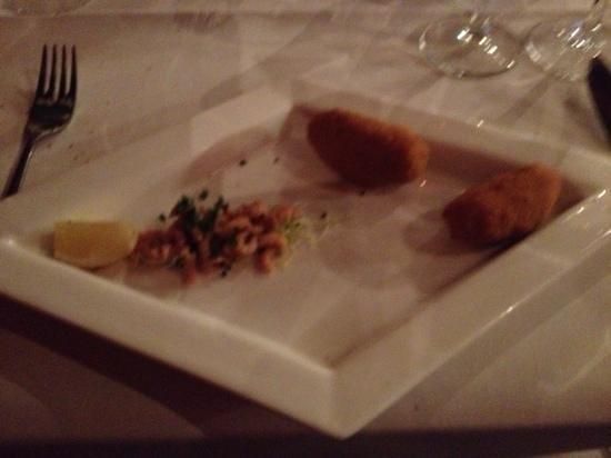 Reliva: croquettes de crevettes