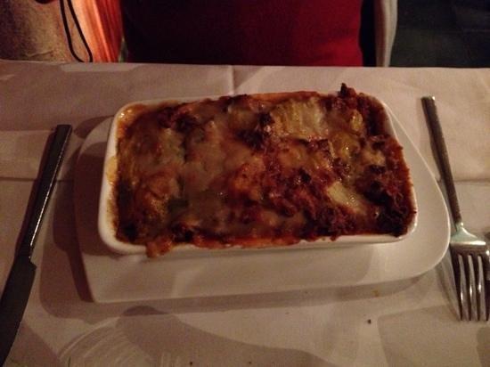 Reliva: lasagne vegetarienne