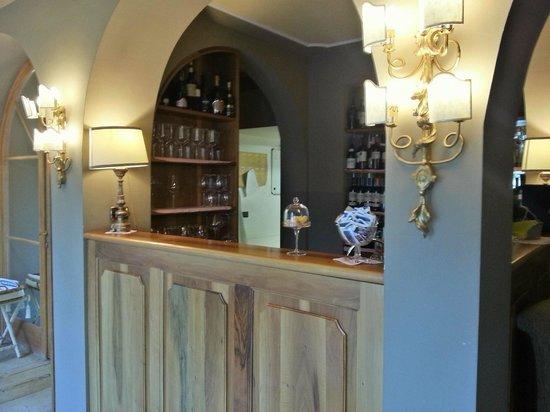 Villa Orso Grigio: angolo bar