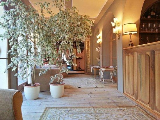 Villa Orso Grigio: ingresso/bar