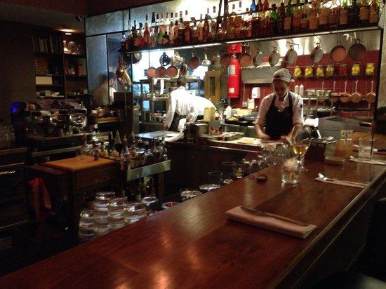 The Culinary Workshop: Bar
