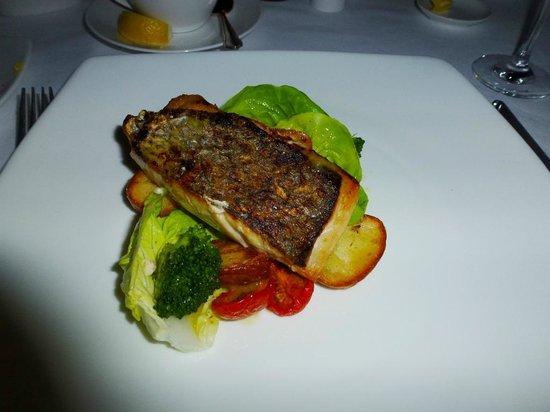 Henry Whites Restaurant: Masala Fried Monk Fish