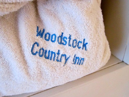 Woodstock Country Inn: Luxurious country comfort.