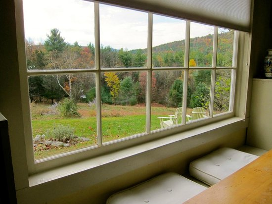 Woodstock Country Inn : Stunning views from every window.