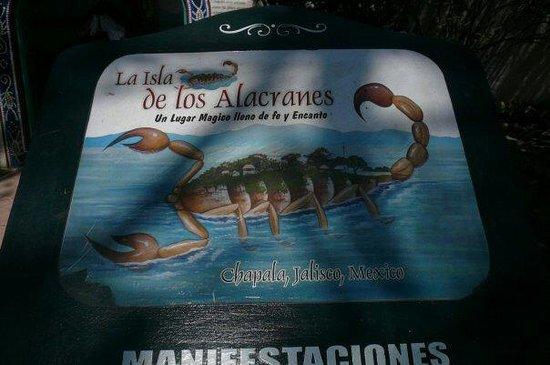 Isla de los Alacranes: Welcome