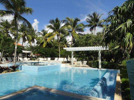 Wyndham Garden at Palmas del Mar : world class pool