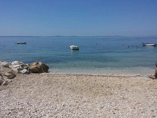 Beach Podstrana- Villa Maris