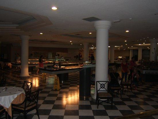 Guayarmina Princess Hotel: Dining Room