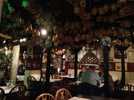 Bella Italia: Very nice atmosphere in the restaurant