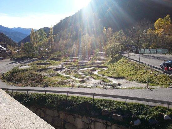 Sant Moritz Apartments: Vistas