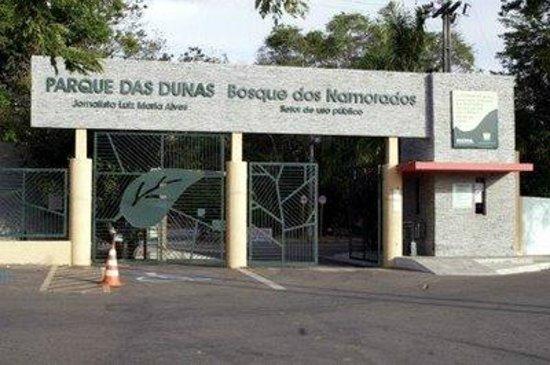 Dunas Park : Área verde