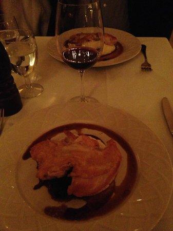 West Street Grill : Moist, delicately flavored Free Range Chicken...